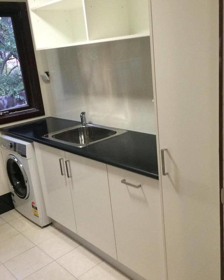 Bathroom Renovations Western Sydney: Laundry Renovations Hills District, Penrith, Parramatta